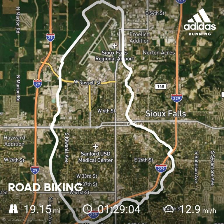 Ride for September 24,2020