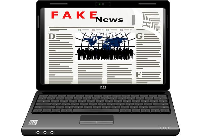 Fake News  - Pixabay CC0 Public Domain