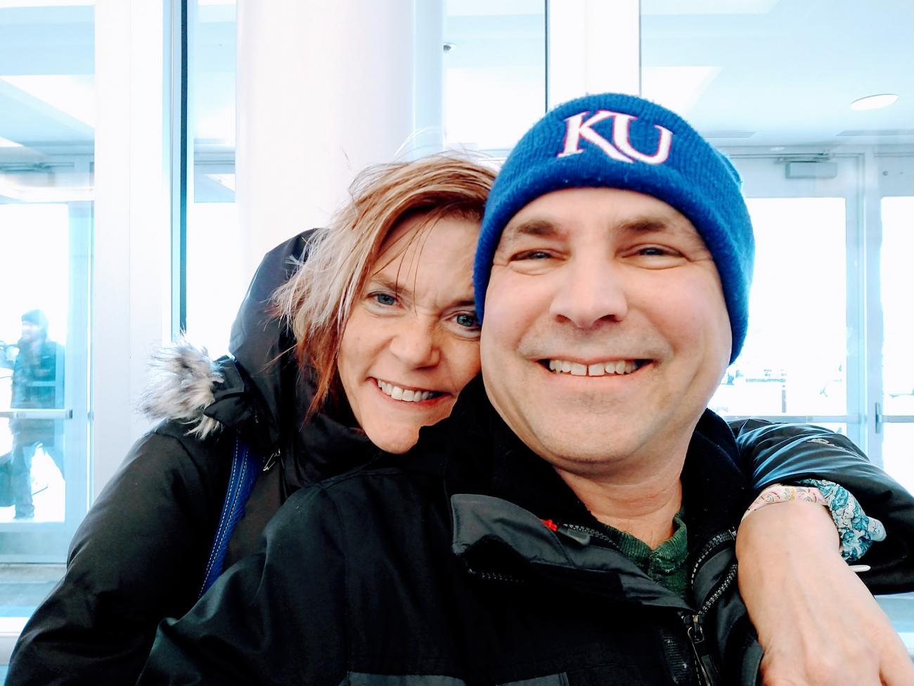 Karen and Bryan